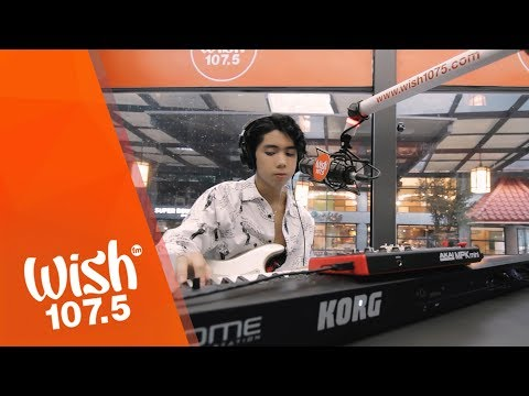 "Fern. performs ""Lie 2 Me"" LIVE on Wish 107.5 Bus"
