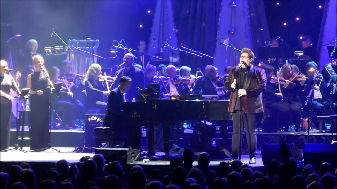 Jordan Smith Christmas Concert ~ Oh Holy Night ~ Amy Grant Michael W ...