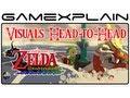 Zelda: Wind Waker HD vs. GCN - Graphics Head-to-Head Comparison Video