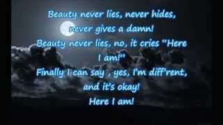 Bojana Stamenov - Beauty never lies LYRICS