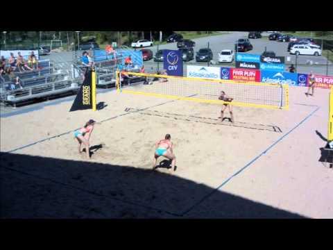 Kisakallio Open NEVZA Beach Volleyball 2.7.2015