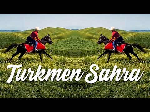 Turkmen Sahra Iran