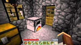 minecraft busqueda de diamantes episodio 1 solo oro