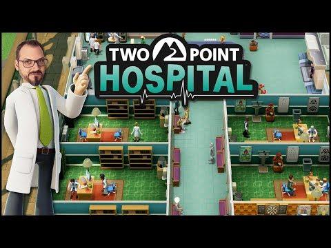 Ärzte Quartett - Two Point Hospital #36 [Gameplay German Deutsch]