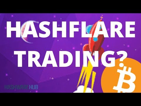 HASHFLARE - A Traders View - Strategic Investing