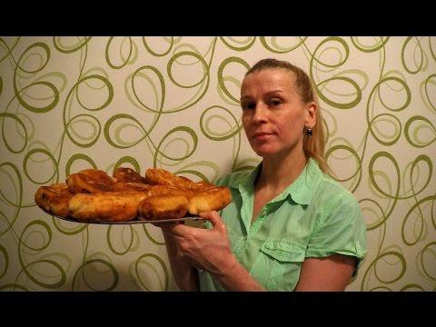 Вкусные Пирожки с картошкой рецепт Секрета приготовления теста