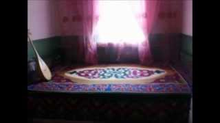 Казахский-стиль дизайн интерьера, Kazakh-style interior design / Қытай Қазақтары 1000 видео)(