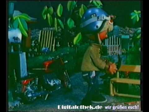 Sandmännchen West mit Sandmännchen Melodie 1980er Jahre