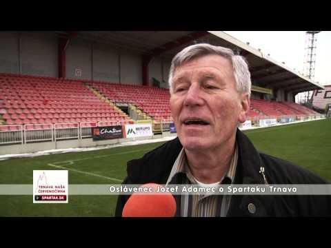 Jozef Adamec sa dožíva 71 rokov
