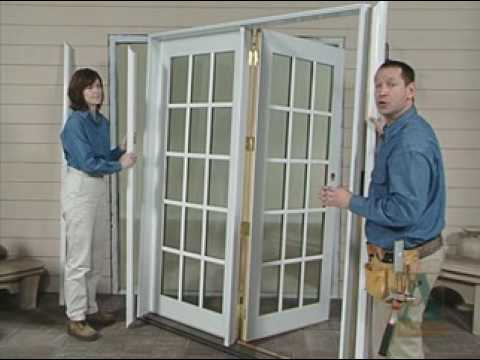 sc 1 st  YouTube & How to Install Brickmould for Patio Doors - YouTube