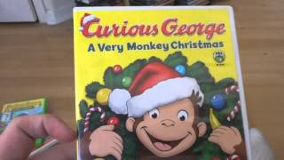 My Curious George DVD Collection (2016 Edition)