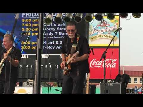 Andy T Band-Fargo Blues Fest 2018