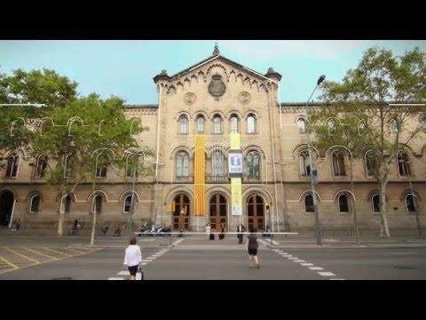 Espais de la Universitat de Barcelona
