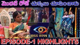Telugu Reality Show Bigg Boss Telugu Session 3 Episode 1 Highlights   Trending Telugu Updates
