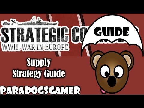 Strategic Command | Strategy Guide | Supply