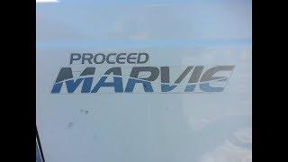 Mazda Proceed Marvie или как прошёл выходной)