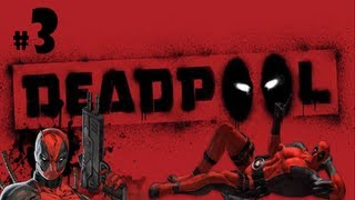 Deadpool Part 3: Get To The Chopper ~ PS3