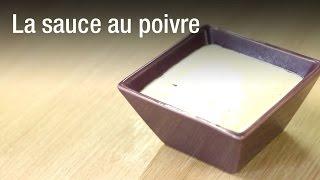 Recette De La Sauce Au Poivre ( Simple Et Rapide )