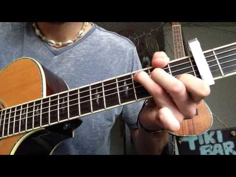 Guitar Tutorial for Wild Child by Kenny Chesney (feat. Grace Potter)! (Easy!)