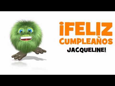 Joyeux Anniversaire Jacqueline Youtube
