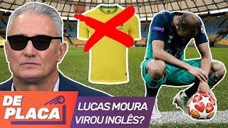 Fora da Seleção: Tite não gosta de Lucas Moura?