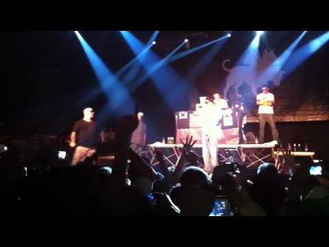 CLUB DOGO - COCAINA FEAT NOYZ NARCOS LIVE @ ALCATRAZ 15/11/2010 6 HD