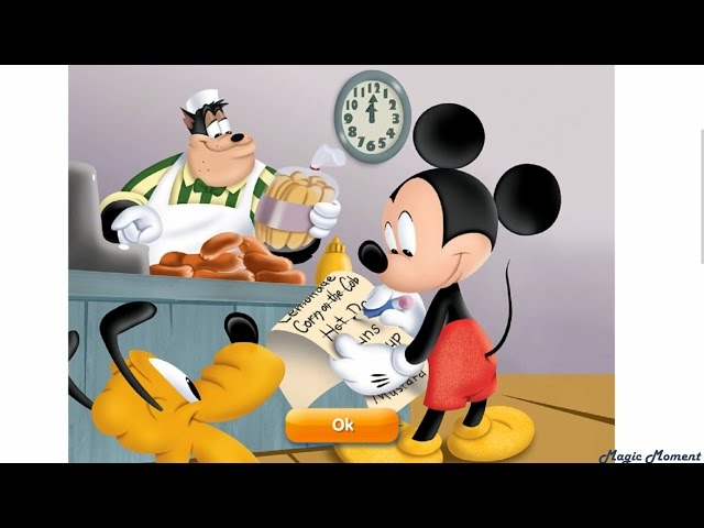 Magic Timer 2 Minute Brushing Video - Mickey Mouse (10)