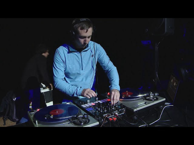 DJ Jeppa UK    IDA WORLD 2017 Technical Category Finals set 2