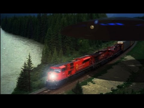 CRAZY TRAIN UFO! Canadian RAIL LOST!!! ALIEN ABDUCTION Official CLAIMS!!? 2015
