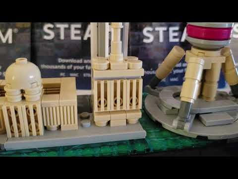 Lego Architecture set 21938, Shanghai