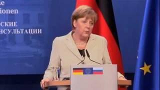 Немецко-русский консультации правительства