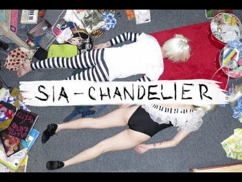 SIA - Chandelier (Audio HQ + Lyrics) - YouTube