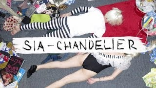 SIA - Chandelier (Audio HQ + Lyrics)