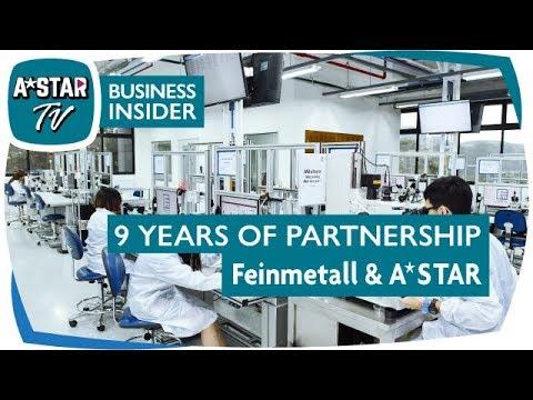 Feinmetall: 9 Years of Partnership