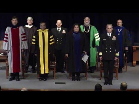 Graduation Ceremony | March 1, 2016