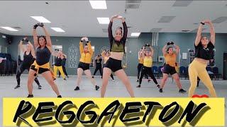 REGGAETON   30 MIN. CARDIO DANCE