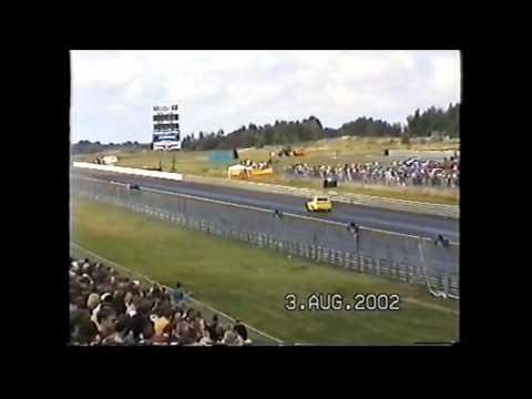 Bilsport Action Meet 2002 @ Mantorp Park