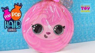 Pop Pop Hair Surprise NEW Blind Bag Unboxing Fun Toy Review | PSToyReviews