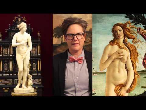 Renaissance Woman: Venus on a Clam