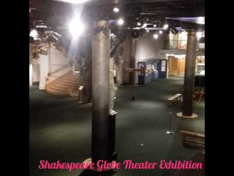 Shakespeare globe theater exhibition 5