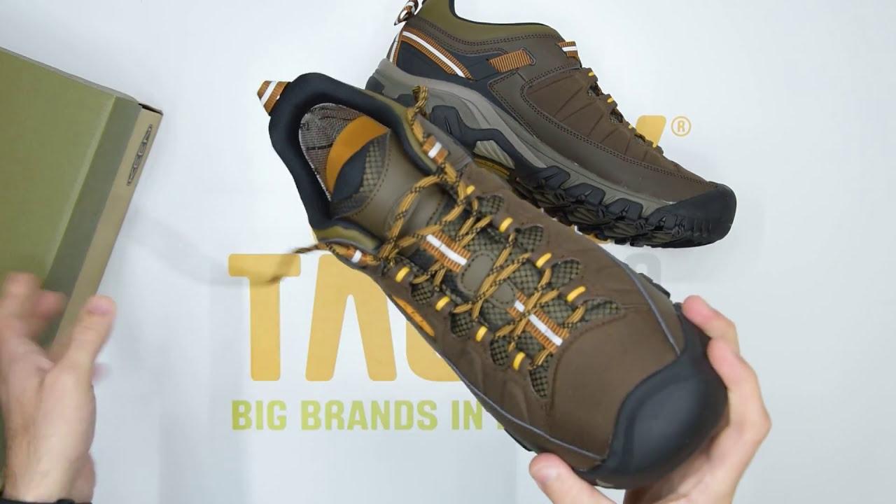 e7898f07f48 Keen Targhee Exp WP - Cascade Inca Gold - Unboxing | Walktall