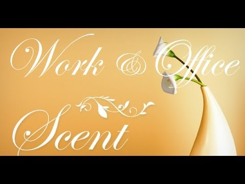 Best Work/Professional Scents 2014