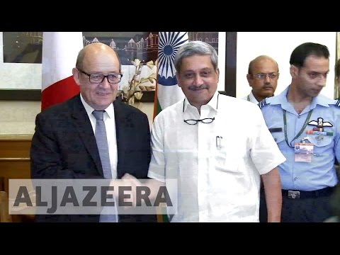 India signs deal to buy 36 French-made Rafale fighter jets