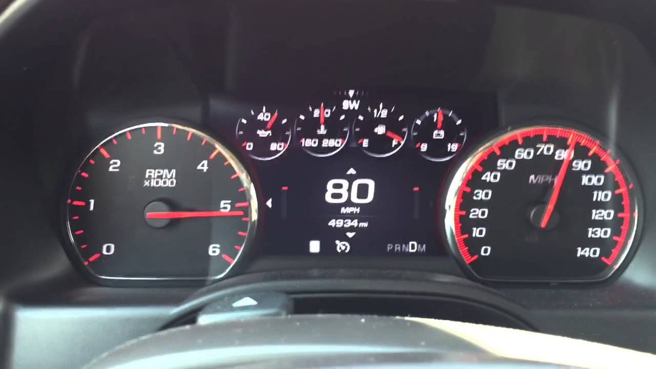 Gmc Canyon Denali >> 2015 Sierra Denali 6.2/8-speed Top Speed - YouTube