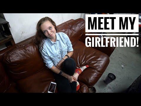 Welding a Hydro in Matts 350Z + Meet My Girlfriend!