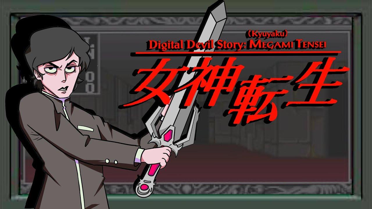 Kyūyaku Megami Tensei Review (Megaten Marathon)