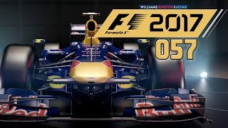 F1 2017 KARRIERE 🚥 S01E57 • 2010er RED BULL in Silverstone • LET'S PLAY