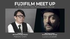 Meet up with Luca Locatelli - 2020 World Press Photo Awards Winner / FUJIFILM