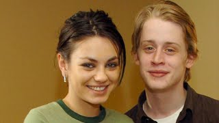 Mila Kunis Says She Was to Blame for Macaulay Culkin Breakup
