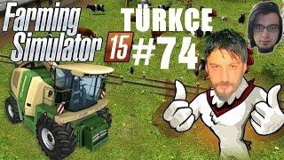 Farming Simulator 15 Türkçe Multiplayer | Yeni Araçlar | Bölüm 74